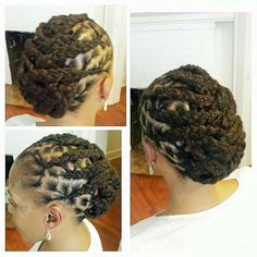 Crown Braid: One Of The Best Updated Version For Teenage Girls Back To School Hairstyle. -Princess Crown Braid: One Of The Best Updated Version For Teenage Girls Back To School Hairstyle. Dreads Styles For Women, Natural Hair Styles For Black Women, Girls Back To School Hairstyles, Short Locs Hairstyles, Natural Hairstyles, Loc Updo, Braided Locs, Beautiful Dreadlocks, Dreadlock Styles