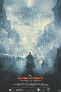 'Te Vagy a Blade Runner' by Karl Fitzgerald