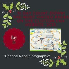 Day 18 of our 31 Day Countdown! Chancel Repair Infographic!
