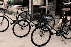 ACE HOTEL X HORSE CYCLES BICYCLE FLEET | AnOther Loves