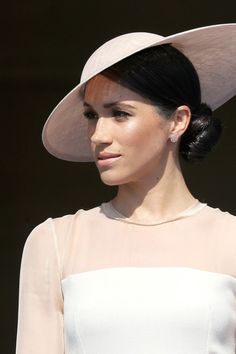 Meghan Markle Photos - Meghan, Duchess of Sussex attends The Prince of Wales' 70th Birthday Patronage Celebration held at Buckingham Palace on May 22, 2018 in London, England. - The Prince Of Wales' 70th Birthday Patronage Celebration