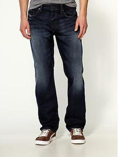 Diesel Relaxed Larkee Jeans