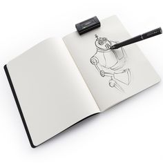 Wacom Inkling - Capture What You Draw