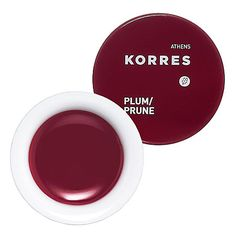 Korres Lip Butter: Shop Lip Balm & Treatments | Sephora...no heavy feeling, great color. Great summer alternative to lipstick.