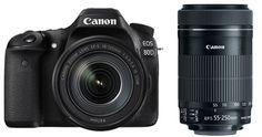 7 Best Lenses for Canon EOS 80D