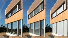 Karuna Passive House construction by home builder Hammer & Hand