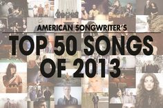 American Songwriter's Top Songs of 2013