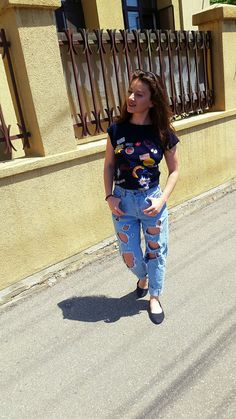#sunnyday#outfit