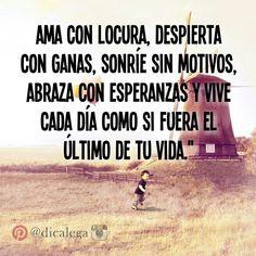 #frases #citas #reflexion #pensamiento @K∂rito Le∂L #amor #locura #vida