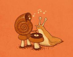 Snail Shell Gramophone | Flickr – Condivisione di foto!