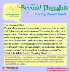 Beyond thoughts