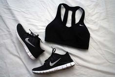 Nike. My go-to for gym wear.