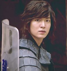 Lee Min Ho as Choi Young in The Great Doctor, Faith.