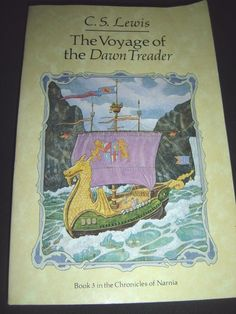 The Voyage of the Dawn Treader Bk. 3 by C. S. Lewis 1986 Paperback Illustrated