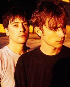 Graham Coxon & Damon Albarn