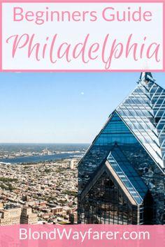 plan a trip to Philadelphia   Philadelphia   Philly   Visit Philly   North America Travel   United States Travel   Wanderlust   Travel Inspiration