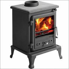 Firefox 5 Multi fuel Woodburning Stove: Amazon.co.uk: Kitchen & Home £319