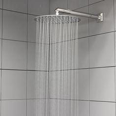 Soffione doccia per installazione libera - www.ladocciaitaliana.it - arredame...
