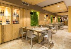 proyecto de Pedrali: restaurante Clubhouse
