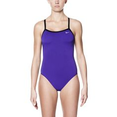 c8d0c626d22aa NIKE SWIM Poly Training Female Lingerie Tank offers durability and comfort  during competition and best for race day. Metro Swim Shop