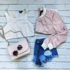 for all the blushing babes out there  (shop link in bio) by forever21