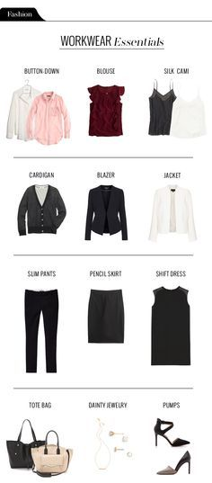 20 piece, BUSINESS CAPSULE WARDROBE for Spring. A sample wardrobe in a pastel colour palette by ...
