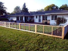 Diy Privacy Fence, Privacy Fence Designs, Backyard Privacy, Diy Fence, Pool Fence, Backyard Fences, Fenced In Yard, Backyard Landscaping, Landscaping Ideas