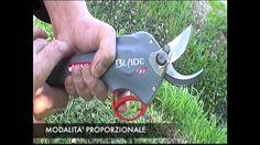 Ψαλίδι ηλεκτρονικό μπαταρίας BLADE GT LISAM ιταλίας