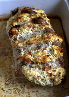 Schab serowo-koperkowy – Smaki na talerzu Banana Bread, Cooking, Desserts, Food, Food Dinners, Kitchen, Tailgate Desserts, Deserts, Essen