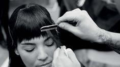 Coiffure: place aux franges à clipper | Femina