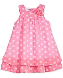 Baby Girl Dresses Clothes at Macy's come in a variety of styles and sizes. Shop Baby Girl Dresses Clothing at Macy's and find newborn girl clothes, toddler girl clothes, baby dresses and more. Kids Dress Wear, Little Girl Dresses, Girls Dresses, Fall Dresses, Long Dresses, Prom Dresses, Formal Dresses, Baby Girl Dress Design, Baby Girl Dress Patterns