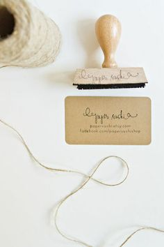 Business Card Stamp - product images  of