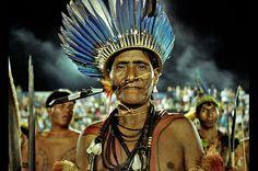cacique Nambikwara | Flickr - Photo Sharing!