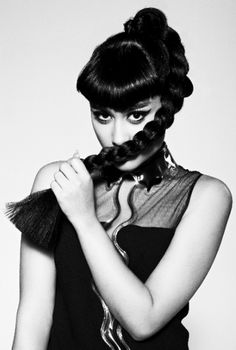 Natalia Kills...new album, Trouble, coming 2013!