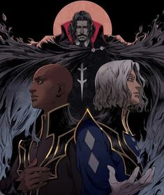 Isaac is a major antagonist in the Castlevania animated series, serving as one of Lord Dracula's two human generals in his army (the other being Hector). Castlevania Dracula, Castlevania Anime, Castlevania Netflix, Castlevania Lord Of Shadow, Gothic Anime, All Anime, Manga Anime, Manga Art, Castlevania Wallpaper