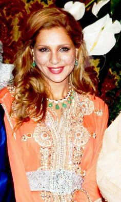 SAR la princesse Lalla Soukaina..Lalla Meriem's daughter