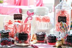 La Jolla Wedding photography of candy bar with lollipops gummies gumballs taffy by San Diego Wedding Photographer Andrew Abouna See more here: http://abounaphoto.com