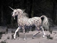 Unicornio de D. M. Waltz.