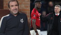 Eric Cantona waxed lyrical about Ole Gunnar Solskjaer's impact on Manchester United and Paul Pogba. Manchester City, Manchester United, Eric Cantona, Paul Pogba, Old Trafford, Champions League, Football, Sports, American Football