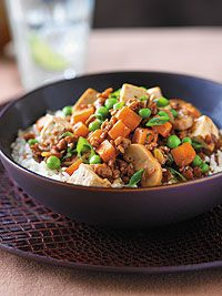 289 calories: Soy-Braised Tofu - Canadian Living