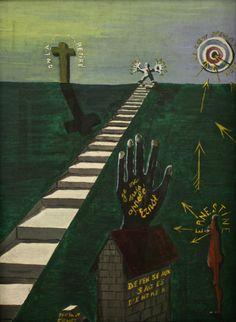 magictransistor:  Robert Desnos. La Mort de Max Ernst. 1922.