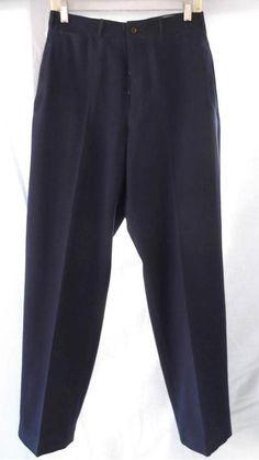 Vintage 1920s 1930s Pants Button Fly Blue Large Subtle Maroon Grid Design SZ 30    http://www.ebay.com/itm/281464740233?ssPageName=STRK:MESELX:IT&_trksid=p3984.m1555.l2649
