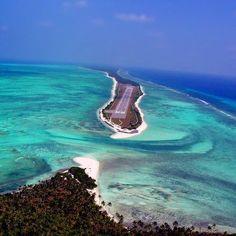 Lakshadweep (100,000 islands), India