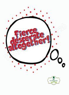Fierce Desperate Altogether Irish slang Irish by ThatsSoIrish