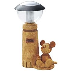Mickey Mouse LED Garden Light