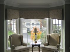 Popular Bay Window Valance Idea Drapery For Surprise Covering Quaqua Me Home Interior 20 Kitchen Pattern Treatment Style Rod Track Curtain Cornice Box, Window Cornices, Bay Window Curtains, Cornice Boards, Gypsy Curtains, Valances, Cornice Ideas, Drapes Curtains, Drapery