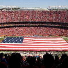 Sports: Kansas City Chiefs Cornerback Marcus Peters Raises Fist During National Anthem
