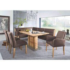 Elegante Eckbank: die passende Sitzgelegenheit für Ihr Esszimmer