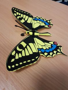 Papilio machaon by Martin Smola