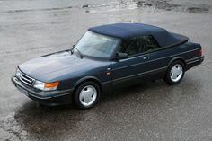 SAAB 900 turbo cabrio : zalige auto waar ik het meeste van genoten heb
